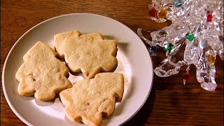 Holiday Shortbread Cookies Recipe  - Mobile Minute