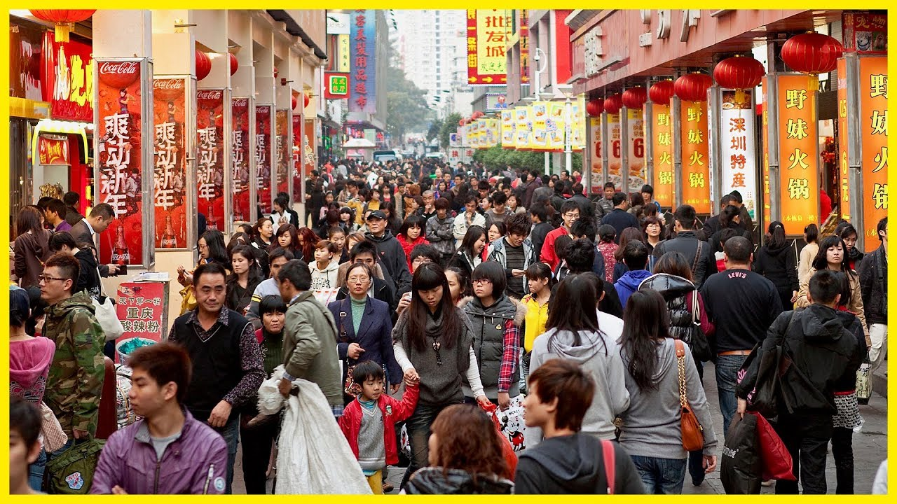 Chinese people are NOT a MINORITY!