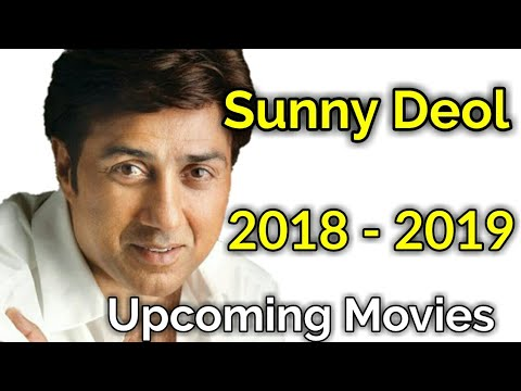 Sunny Deol Upcoming Movies Complete List [2019 – 2021]
