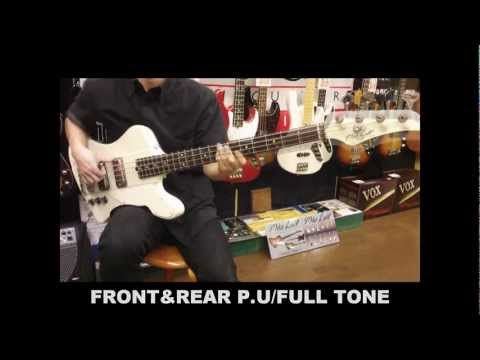Mike Lull T4 2PU Matching Head/Rosewood Fingerboard【商品紹介@Guitar Planet】