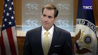 В Госдепе пояснили, почему США не предъявили доказательств  вмешательства России в выборы