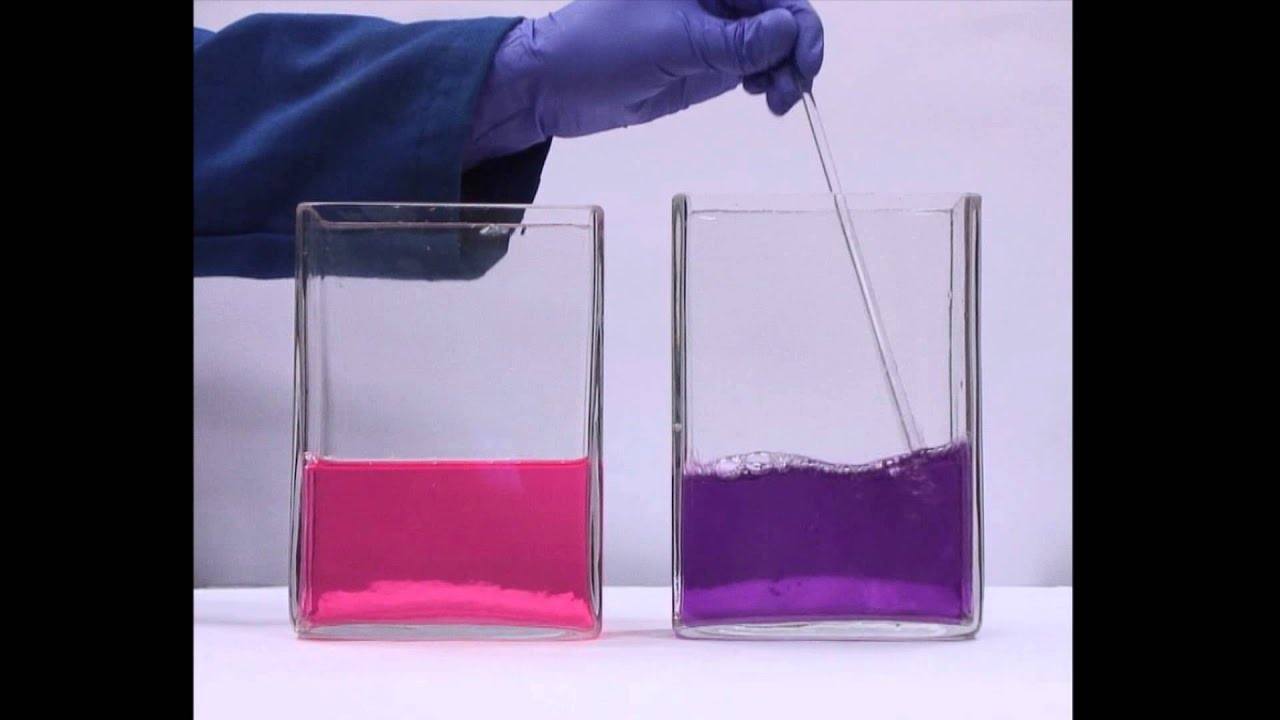 neutralisation experiment hydrochloric acid and sodium hydroxide