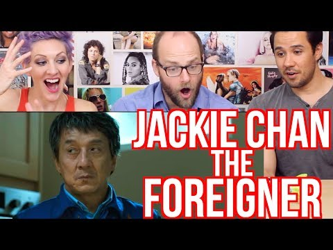 THE FOREIGNER - Trailer - REACTION!! - Jackie Chan Movie