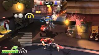 Brawl Busters Gameplay - First Look HD (Closed Beta)