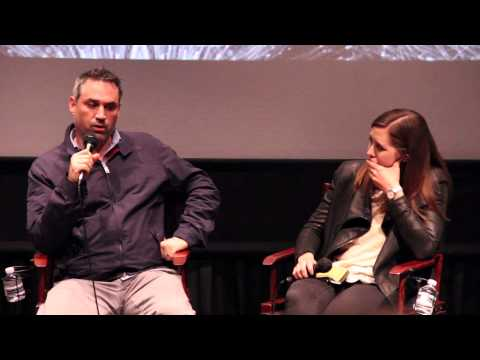 EX MACHINA Q&A with writer/director Alex Garland
