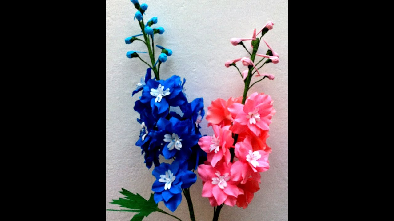 Paper Flower Craft For Toddlers