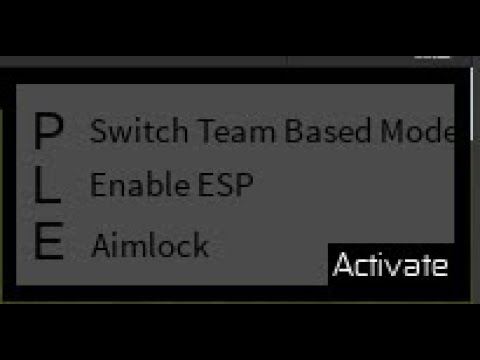 ARSENAL | SCRIPT/HACK AIMLOCK , LOOP ESP