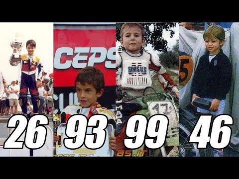 Skil Balap Para JUARA MOTOGP Ketika Masih Kecil ||Rossi, Marquez, Vinales, Lorenzo,Dan Dovisioso Mp3