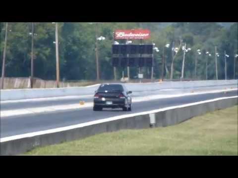 Music City Car Meets - Street Car Shootout 2014 - Beech Bend Raceway Park