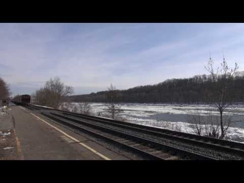 A Cold But Awesome Day in Amsterdam, NY (3/1/2014)