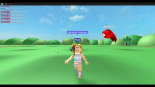 2econd video i do playing roblox meep city