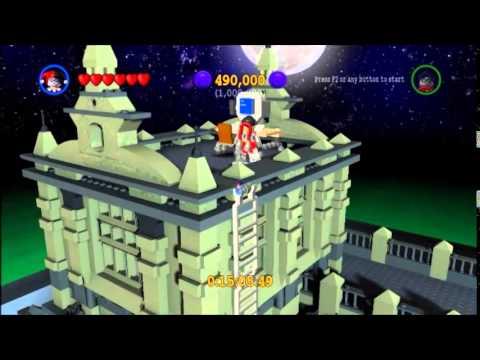 lego batman wayne manor - YouTube