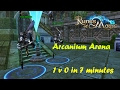 Runes of Magic | Arcanium Arena how to win 1v0 in 7 minutes