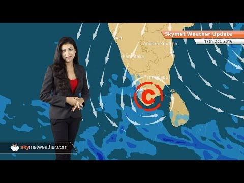 Weather Forecast For Oct 17: Rain In Tamil Nadu, Kerala And Lakshadweep