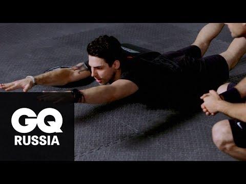 Бой с весом: упражнения на укрепление мышц кора
