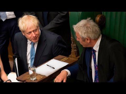 Bercow v Boris: