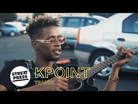 Youtube: KPoint, le mini documentaire | Teaser [Freestyle]