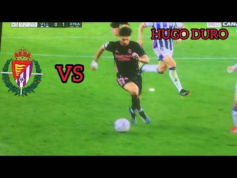 Hugo Duro debuts