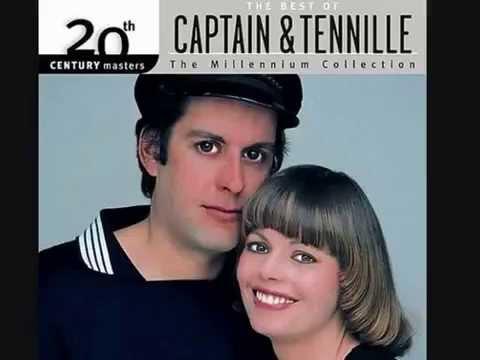 Captain & Tennille ~ Muskrat Love