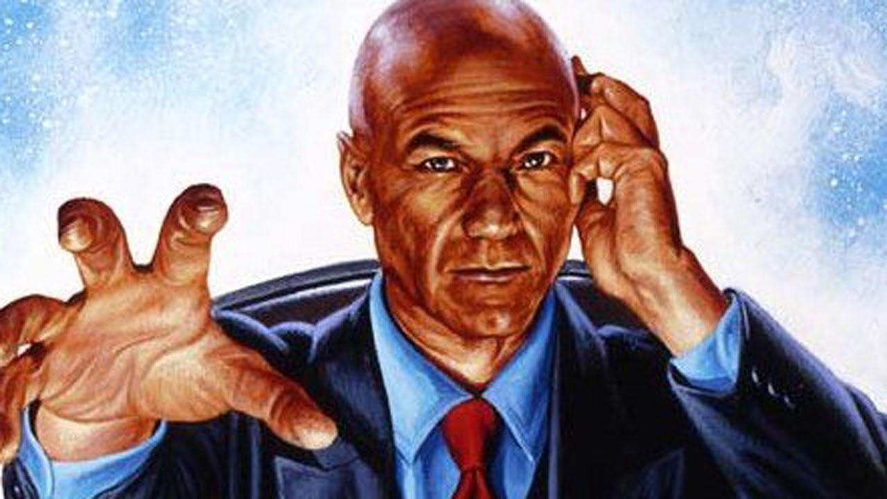 Black Live Wallpaper The Most Terrible Things Professor X Has Ever Done Youtube