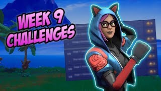 Fortnite - Week 9 Leaked Challenges + Guide (Season 8) - Fortnite Battle Royale