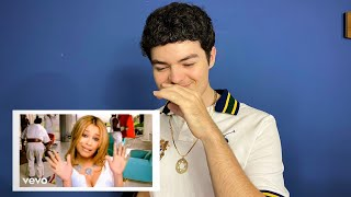 Blu Cantrell - Hit 'Em Up Style   REACTION