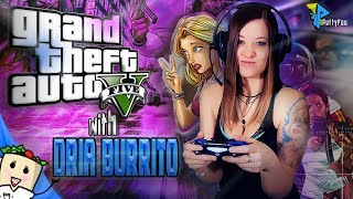 Come watch your girl play GTA V online, Rage mode thumbnail