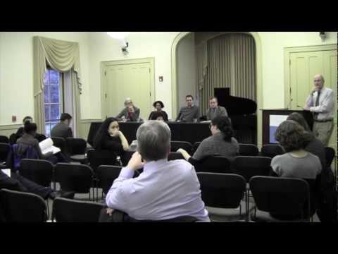 Conversation on Academic Publishing