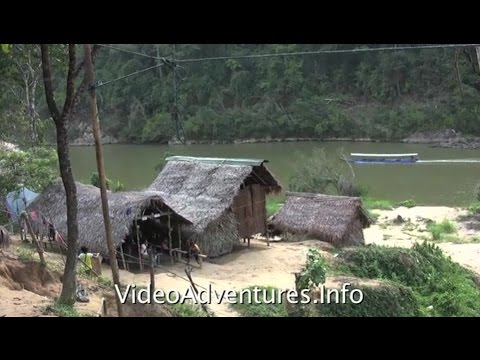 A tour of the Taman Nagara rainforest and river village in Malaysia