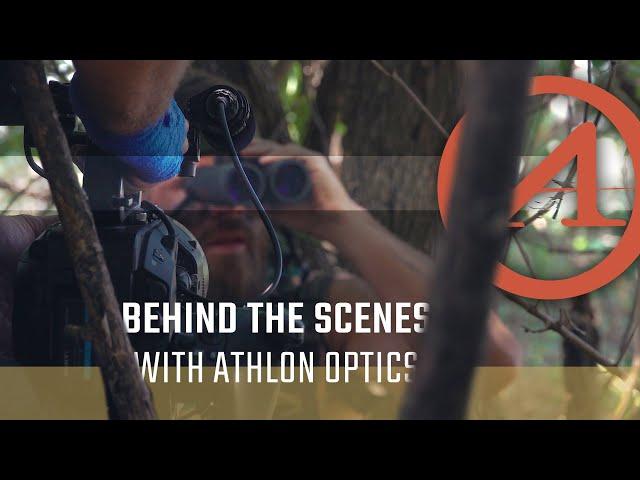 Behind the Scenes with Athlon Optics