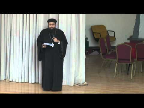 Father Abraham Wassef- Oriental Orthodox Conference