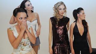 Мария Пахоменко Стоят девченки