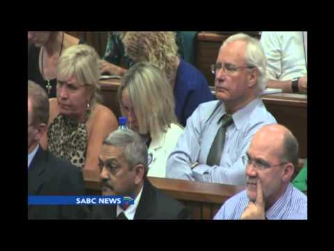 3rd day for Pistorius cross-examination, Chriselda Lewis reports