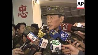 Taiwan: Military: Front line islands well prepared for any attack