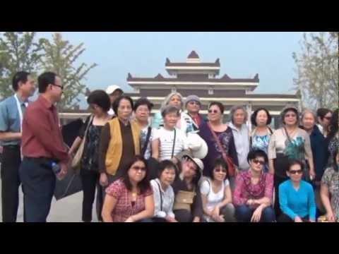 10/10 - OCT. 24 - NOV. 4, 2012 - DU LỊCH TRUNG QUỐC: THƯỢNG HẢI - NAM KINH - TÔ CHÂU - HỒNG KÔNG