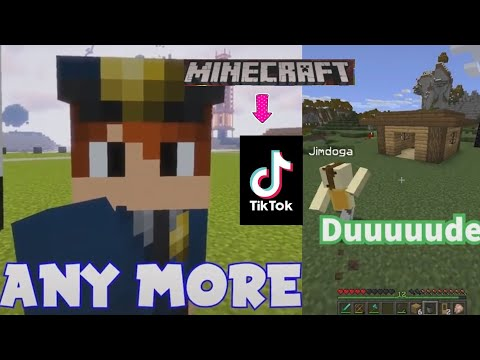 Minecraft funny in