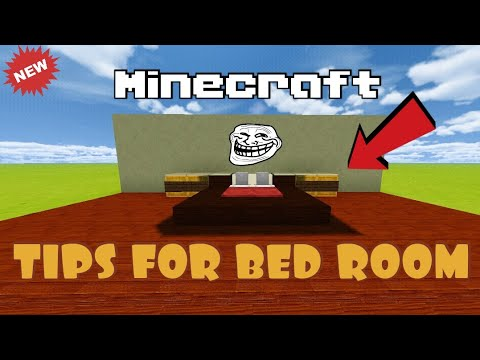 Download Tips and Tricks for Bedroom#7|Mine Gaming|Pocket Edition|
