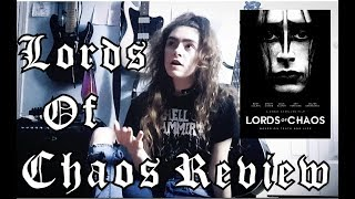 My Opinion on Lords of Chaos   Septiksiren