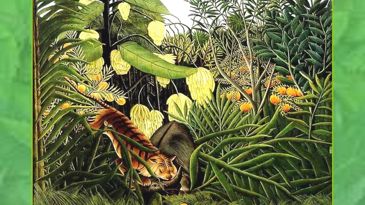 Henri Rousseau Peindre En France Youtube