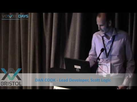Dan Cook - High Velocity Streaming with Kafka and Spark - VOXXED DAYS BRISTOL 2017