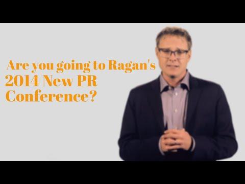 The New PR - Ragan Conference - New York, NY