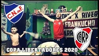 Nacional vs River | Reacciones de Hinchas de River | Copa Libertadores 2020