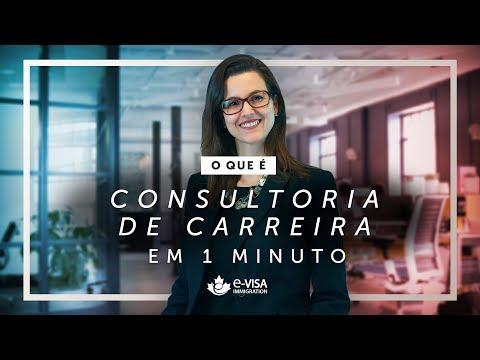 O que é CONSULTORIA DE CARREIRA? - em 1 MINUTO
