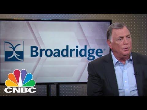Broadridge CEO: Behind-the-Scenes Juggernaut | Mad Money | CNBC
