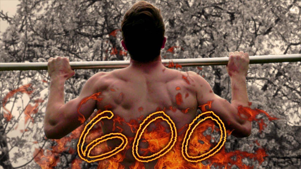 600 Wiederholungen in 15 Minuten