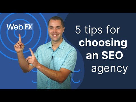 How to Pick an SEO Agency | 5 Tips for Narrowing Down the List of SEO Agencies You Found on Google
