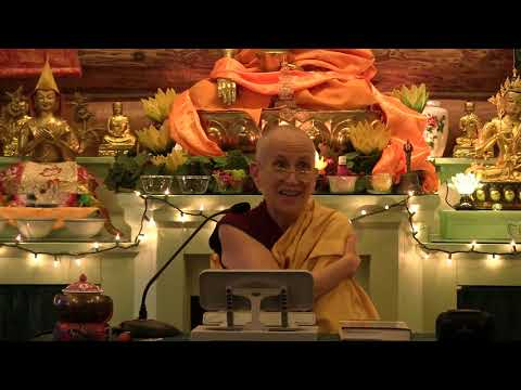 08 The Foundation of Buddhist Practice: The Threefold Analysis 11-07-18
