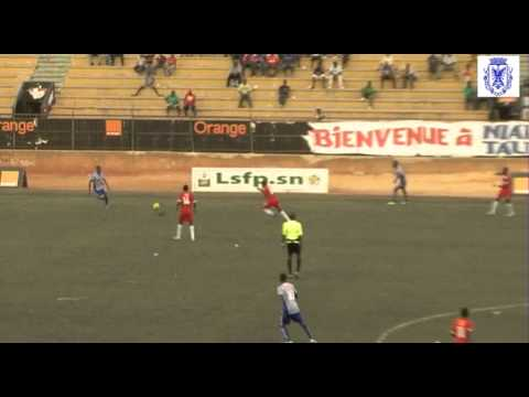 Coupe de la Ligue Niary Tally 1 - US Gorée 2 Travel Video