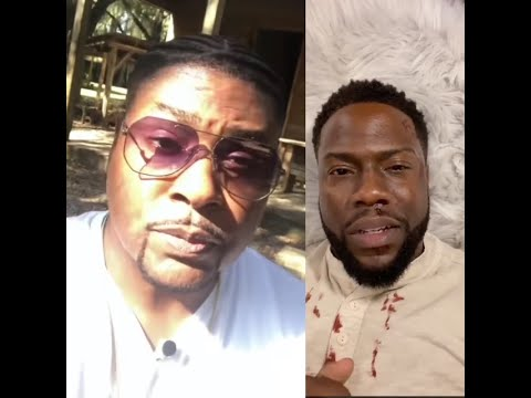 The REAL reason Kevin Hart is still shading Tariq Nasheed - Vicki Dillard