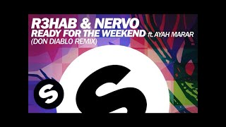 R3HAB & NERVO - Ready For The Weekend (Don Diablo Remix)